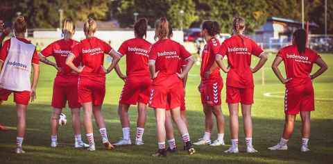 SC Frauen-Bundesliga Team