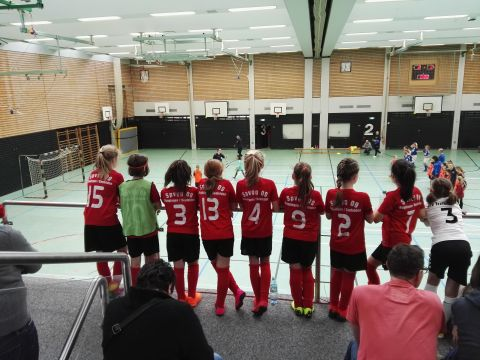 Futsalbezirksmeisterschaft E-Juniorinnen 2019